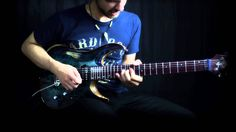 Claudio Pietronik with Coffee Break Grooves | Guitar solo with a Rock ba...