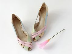 4f7eeb0b0e8 Vintage Strappy Sandals Size 6