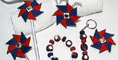 Are you looking for a great polymer clay craft idea? Check out our online resources today to find great polymer clay ideas! Polymer Clay Creations, Polymer Clay Crafts, Diy Clay, Pinwheels, Projects For Kids, 4th Of July, Fun, Jewelry, Products
