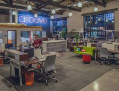 READ ARTICLE:Office Zones: 4 Ways to be More Productive at Work