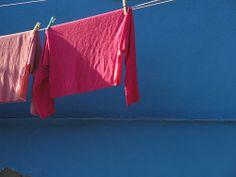 Burano Laundry