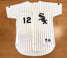 197adcd18e0 Vintage 1992 Mike Huff Chicago White Sox Game Worn Authentic Russell  Diamond Collection Jersey Size 44 michael jordan bo jackson mlb by  BroadwayVintageLLC ...