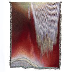 Woven Glitch Blanket DCP_0219