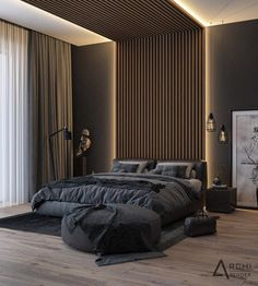 Vintage Home Decor Take a look at some contemporary bedroom design inspirations! Home Decor Take a look at some contemporary bedroom design inspir Modern Luxury Bedroom, Luxury Bedroom Design, Bedroom Furniture Design, Home Room Design, Master Bedroom Design, Contemporary Bedroom, Luxurious Bedrooms, Bedroom Designs, Modern Interior