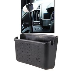 Car Auto Mini Trash Can Waste Bin Mp3 You Can Organize Your Phone Cigarette Tickets and Other Gadget Make Youcar Neat * You can get more details by clicking on the image.
