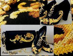 Вышитая крестиком обувь — глаз не оторвать. Смотрим ЗДЕСЬ http://razpetelka.ru/dlya-nas-lyubimyx-modeli-dlya-zhenshhin/vyshitaya-krestikom-obuv.html/