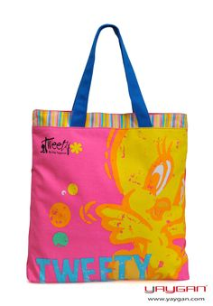 Tweety By Eda Taşpınar Shopping Bag