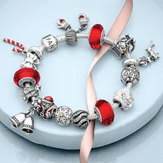 Pandora Holly Jolly Bracelet