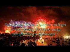 Życzenia sylwestrowe na Nowy Rok # 37 - YouTube Concert, Youtube, Recital, Festivals, Youtubers, Youtube Movies