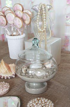 Chá de Noiva Quero Ser Sereia