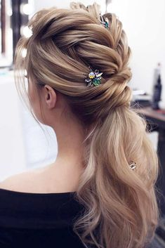 21 Prom Hair Styles To Look Amazing