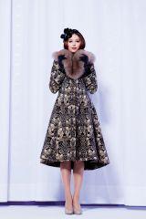 Fashion by designer Jukka Rintala
