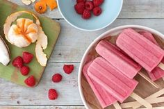Ghiaccioli alla Frutta Fatti in Casa, Trucchi e Ricette