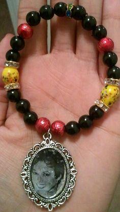 Miss Carmen Chic Beaded Bracelets by RandRsWristCandy on Etsy, $7.00