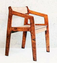 diy wooden pallet chair project 08