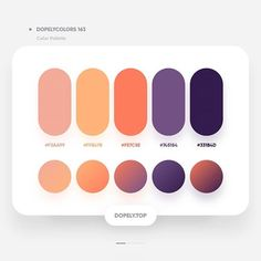 Latest Free of Charge Color Palette illustration Concepts Whether you are a beginner and also a vintage palm, the way you use shade is definitely probably the Flat Color Palette, Colour Pallette, Colour Schemes, Color Combos, Color Patterns, Ui Color, Color Card, Logo Color, Gradient Color