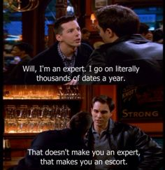Will & Grace ~ all time fave