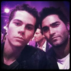 Dylan and Tyler