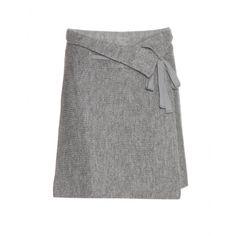 Isabel Marant, Étoile - Lyneth wool-blend skirt - mytheresa.com