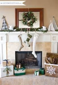 Image detail for -Christmas Decorating Ideas for Your Fireplace Mantel