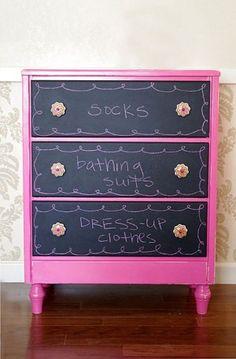 mueble rosados