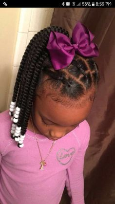 303 Best Girl S Braids Images In 2020 Girls Braids Natural Hair
