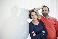 Ludovica Palomba + Roberto Palomba - by Antonio Campanella for Frame Magazine
