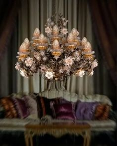 Http Mechini Chandeliers Handmade Video Html Vid 71023093 The Incredible Beauty Of Details Singularly And Hand Assembled