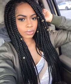 Black Braid Hairstyles find this pin and more on happy being nappy by kadedragardner Find This Pin And More On Happy Being Nappy By Kadedragardner