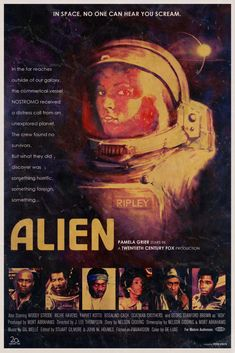 'Alien' with Pam Grier? Gene Wilder as Ant-Man? Thanks to artist Peter Stults, they're as real as they'll ever be.