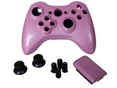 DIY Kit-- Pink Steel Evil D-Pad Kit
