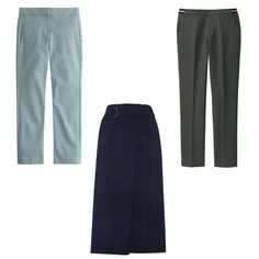 Dress Like You're The Boss With Tailored Pants