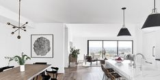 12 Scandinavian Design Trends You'll Be Tempted to Try Scandinavian Interior Living Room, Scandinavian Dining Table, Nordic Interior Design, Industrial Interior Design, Interior Design Inspiration, Scandinavian Design, Scandinavian Kitchen, Interior Decorating, Decorating Ideas