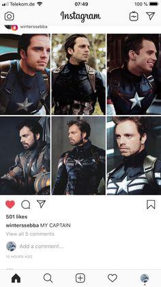 HELLO  GOODBYE  — Bucky Barnes in Avengers: Endgame (looking like a