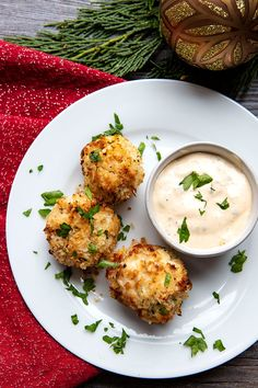 Crab Poppers With Horseradish Dipping Sauce Italian Food Forever Yummy Appetizers, Appetizer Recipes, Snack Recipes, Cooking Recipes, Beef Recipes, Dinner Recipes, Granny's Recipe, Recipe For Mom, Crab Cake Poppers