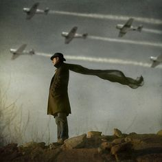 Learn From Yesterday Live For Today Hope For Tomorrow - Surrealistic Photography by trini61  <3 <3