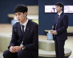 first still images of Kim Soo-Hyun (filmed on April 5th) in KBS2 drama THE PRODUCER http://asianwiki.com/The_Producer