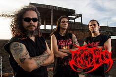 Força Metal BR: Encéfalo: assista performance de Rodrigo Falconier...