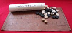 Duodecim Scripta- backgammon
