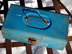 Tool Box Bernzomatic Tool Box Man Cave Dude Find by MaxsUniquities