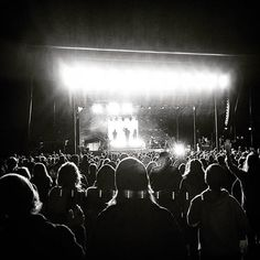 BEND, you sang your hearts out. We'll be back to your beautiful city real soon…