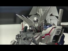 ROBOT魂 - Unicorn Gundam 03 Phenex type RC Destroy Mode ユニコーンガンダム3号機 フェネク...