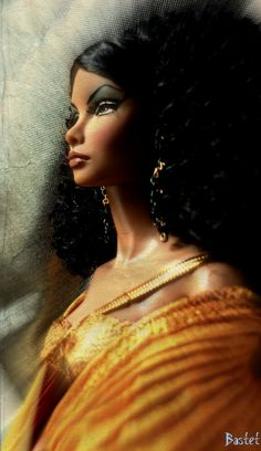 The solemnity of a queen.