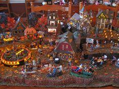 SCRAPPY JESSI: Dept 56 Halloween Village