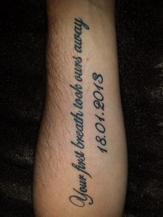 Tattoo'S Arm Tattoo'S Tattoo'S Idea First Child Tattoo'S Tattoo ...