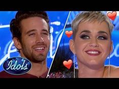 american idol 2018 - AOL Video Search Results Singing Competitions, Talent Show, American Idol, Katy Perry, Falling In Love, Tv Shows, Actors, Singers
