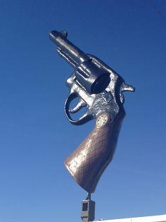 Big Guns in Texas, Brenham, TX