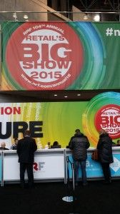 Welcome to the BIG Show! We had a great time at the expo this week.