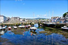 Castletown Harbour, Isle of Man
