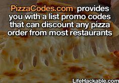 Life Hackable: Pizza Promo